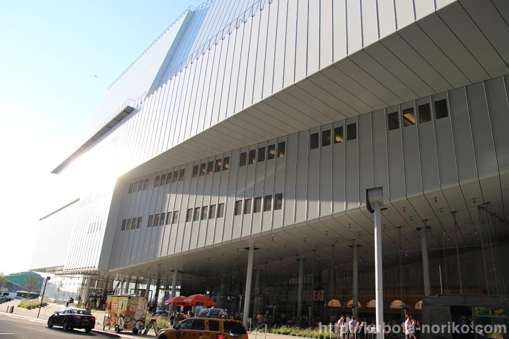 ニューヨーク美術館巡り2 – ホイットニー美術館