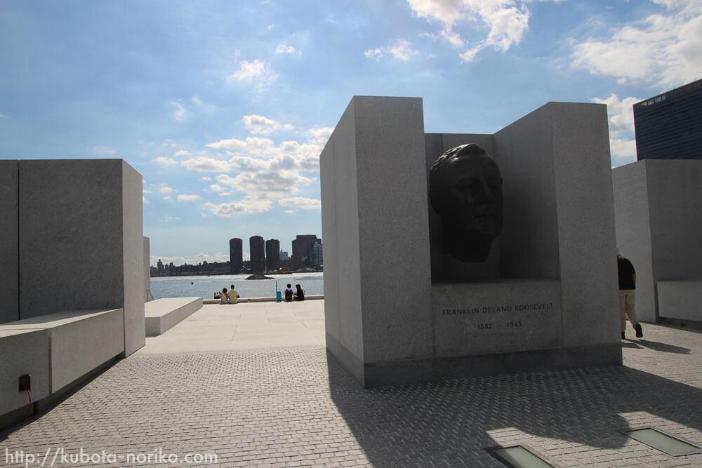 ルイスカーンの遺作デザイン ルーズベルト島 – NYの旅[2016]
