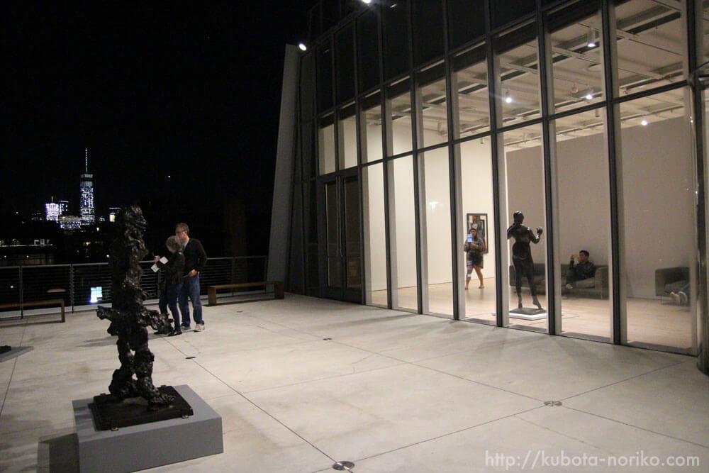 ホイットニー美術館 入場料が任意料金+解説付きで楽しむ  NYの旅[2016]