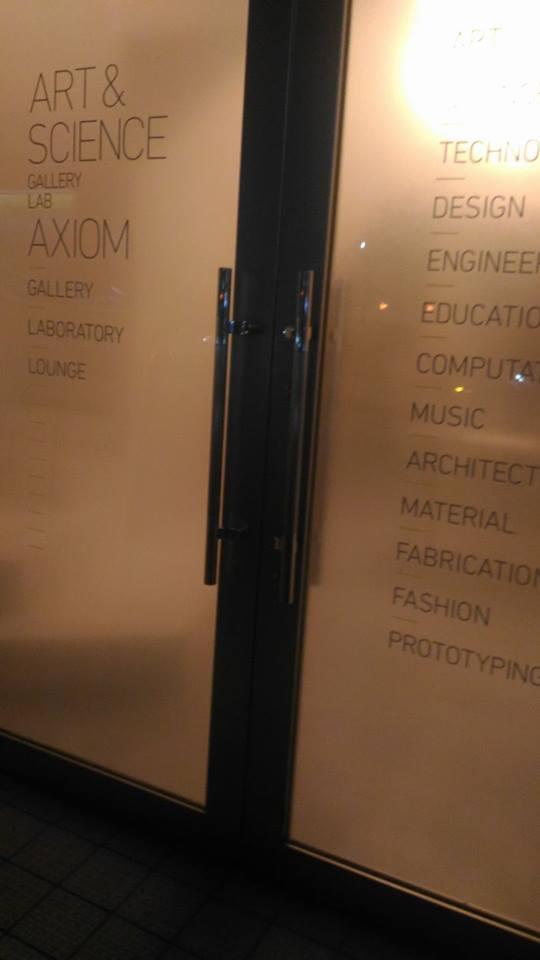 """美術手帖 × AXIOM ─ """"アートメディア/プラットフォームの射程""""に参加しました"""