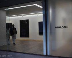 ペロタン(perrotin)東京 六本木オープニング-ピエール・スーラージュ 展
