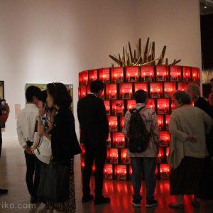 サンシャワー 東南アジアの現代美術展 内覧会 – 国立新美術館