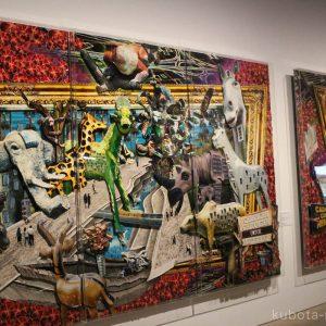 サンシャワー 東南アジアの現代美術展 内覧会 – 森美術館
