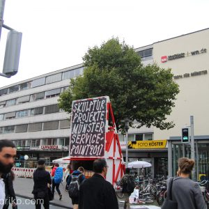 パリの展示参加とドイツ(ミュンスター〜ベルリン)アートの旅