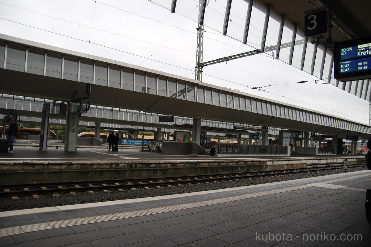 ミュンスター駅