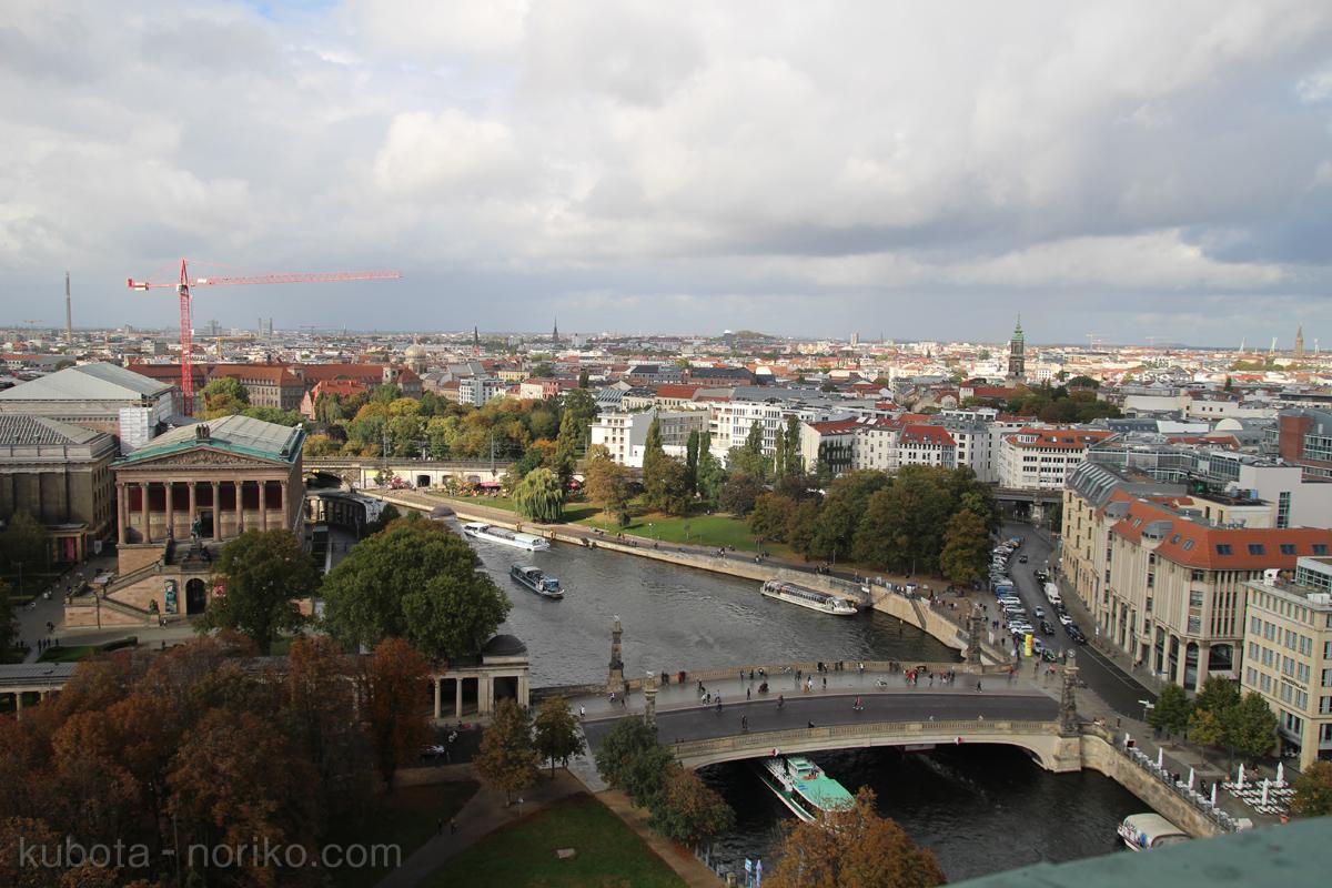ベルリン大聖堂展望