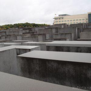 ホロコースト記念碑・資料館とStolpersteine (シュトルパーシュタイン)
