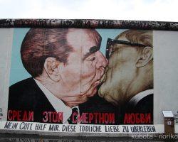 ベルリンの壁&ストリートアート-イーストサイドギャラリー