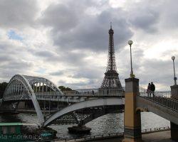 パリ市内 ギャラリーと美術館巡りとプチ散策