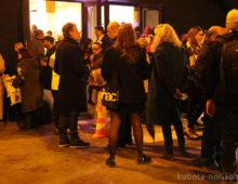 パリ展示のオープニングレセプションと関係者300人が集うガラディナー参加