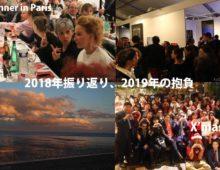 2018年振り返りと2019年の課題と抱負、作品制作と展示の予定