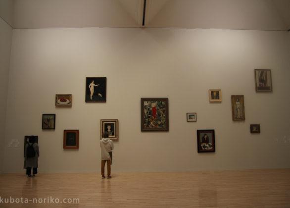 リニューアルした東京都現代美術館でアートツアー