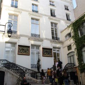 ペロタン – Templon 他、パリを代表するマレ地区のギャラリー巡り