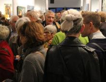 パリの展示に参加し、海外のアーティストと交流してきました